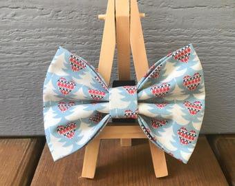 NEW! Christmas Tree Dog Bow Tie