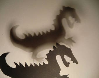 Dinosaur - play set for children