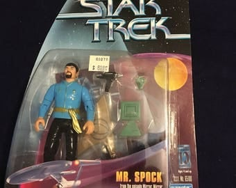 Star Trek- Serialized Wrap Factor Series MR. SPOCK 65105