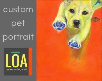 Pet Portrait, Custom