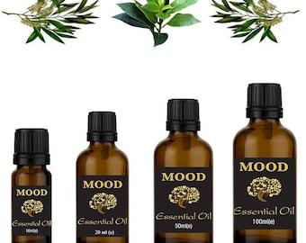 Tea tree essential oil natural aromatherapy essential oils