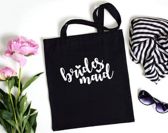 Personalized tote bags | bridal party gifts | Bridesmaid gift | Bridesmaid | Bridal party tote bag | bridesmaid tote bag