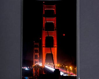 "Fine Art Photography ""Golden Gate"" Archival Print"