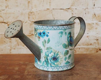 Bluebird Small Watering Can Planter