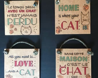 Cadres – Frames - Chats - Cats