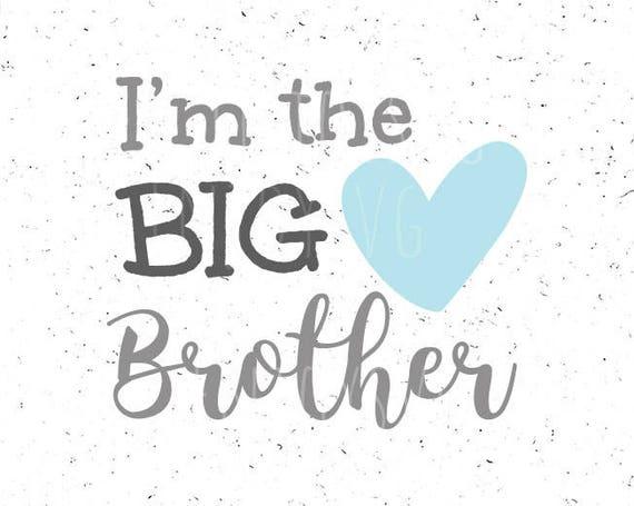 Download Im Big Brother SVG Big Brother SVG file Big Brother file Big