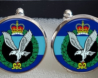 Made to Order Army Air Corps Cufflinks - A Great Gift