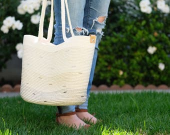 Rope Market Tote