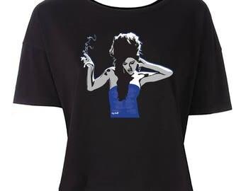 Amy Winehouse t-shurt