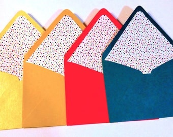 confetti envelopes