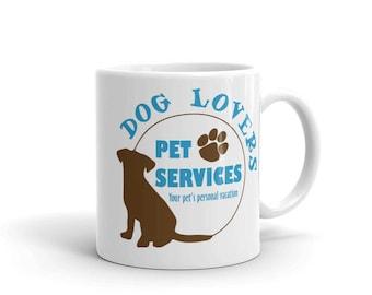 Dog Lovers Mug
