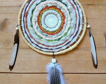 Round Weaving - Feathers