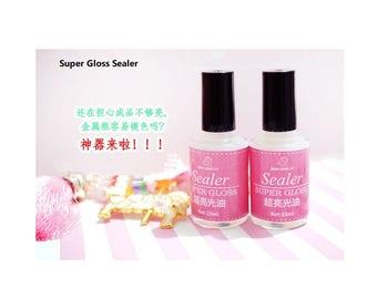 15ml Super Gloss Sealer,gloss varnish,resin sealer,uv resin
