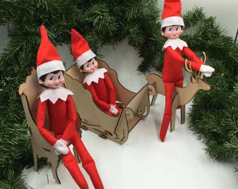 Elf on the Shelf Accessory Set