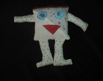 snowman blanket white and blue new