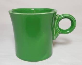 Vintage Fiesta Medium Green Tom & Jerry Mug