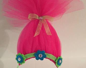 Princess Poppy, Princess Poppy Hat, Princes Poppy Tutu, Princess Poppy Headband, Princes Poppy Hairbow, Princess Poppy Dress