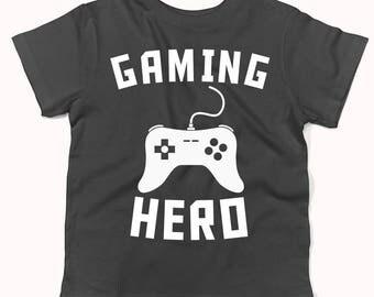 Gaming Hero Video Games Controller Gamer Infant / Toddler T-Shirt