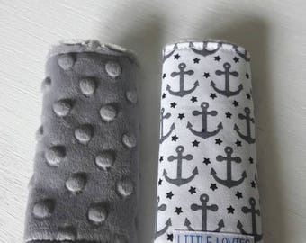 Car seat strap covers  - Anchors
