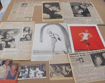 JUNE HAVER  clippings  #0527