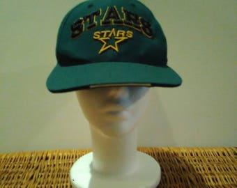 Retro Dallas Stars dad hat
