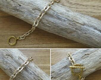 Links 16265 link bracelet