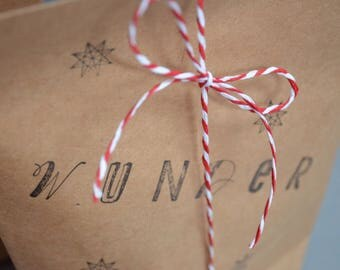 """Surprise bag """"Advent"""" for creative"""