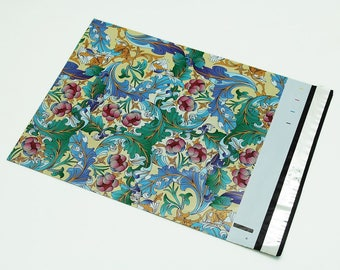 10 - 14.5x19 Paisley Designer Poly Mailers Envelopes Boutique Custom Bags