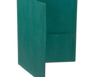 10Ct Assorted Colors 2 Pocket Folder, Kraft folder, Kraft Paper, Kraft Supplies, EcoFriendly Stationary, Stationary, Business, Folders
