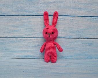 Knitted Bunny, Amigurumi Bunny, Crochet Bunny, Crochet Bunny