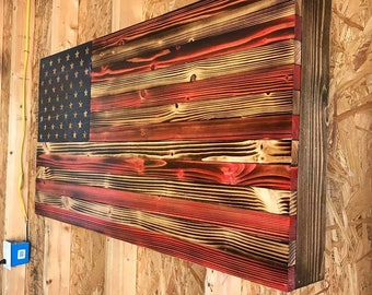 Flag Gun Case We The People Hidden Gun Safe American Flag