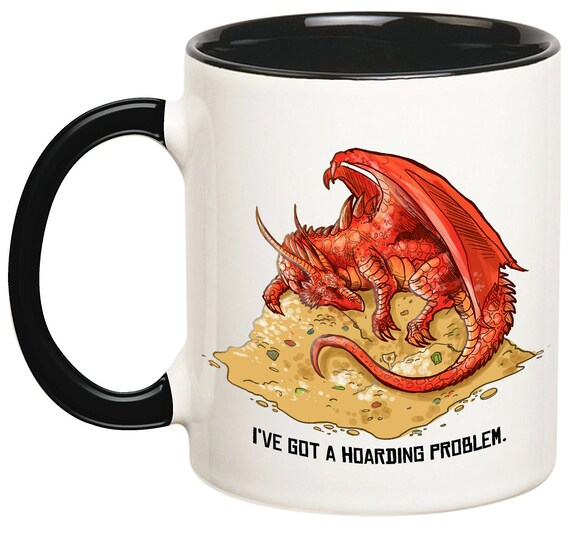 Hoarding Problem Mug