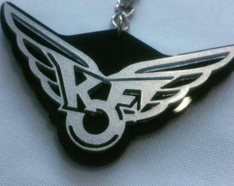 KOF keychain / necklace