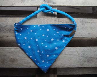 Reversible Blue Dog Lulladogs under the stars