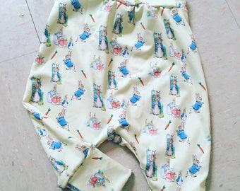 Peter rabbit baby pants
