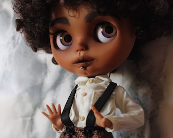 customized blythe doll