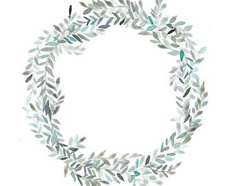 Customizable wreath