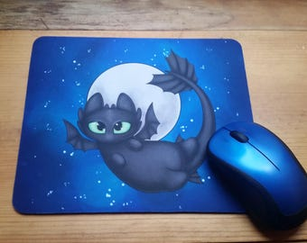 Toothless Mousepad