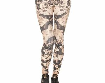 Soil Camouflage Leggings