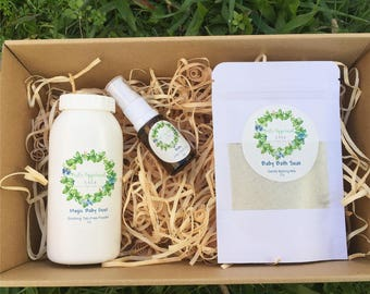 Natural Baby Care Petite Pack