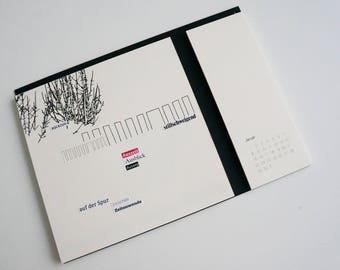 Calendar 2018, Art Calendar
