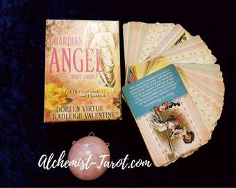 Guardian Angel Card Reading Email with photos by Claircognizant Reader of 27 years experience