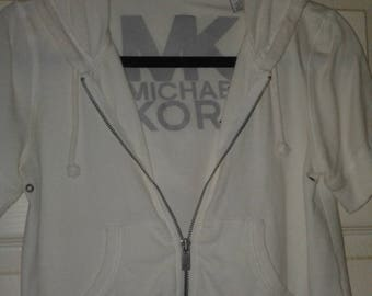Size S~ Michael Kors jacket/hoodie~ Ships FAST and FREE!!