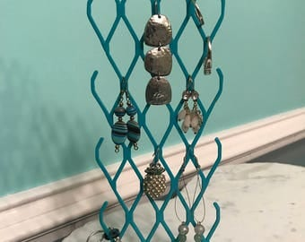Jewelry Stand (Teal)