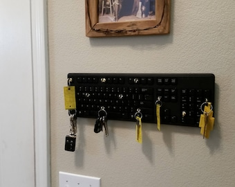The Keyboard, Keyboard, Where irony and repurposing come together to make a useful and unique item that makes a great conversation piece.