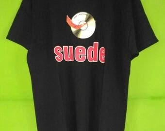 Vintage Suede Tour Tshirt