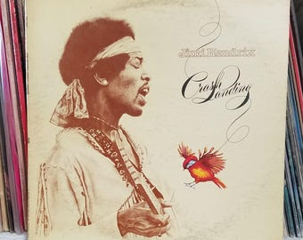 Jimi Hendrix Crash Landing Reprise Records MS 2204 Rock LP