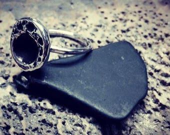 """Ring """"Moon""""."""