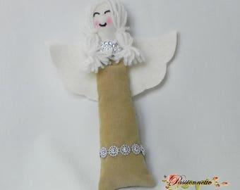 soft toy doll handmade