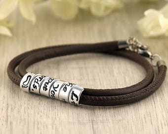 Friendship bracelet - Personalized gift - Personalized bracelet - Friendship gift - Best friend gift - Best friend bracelet